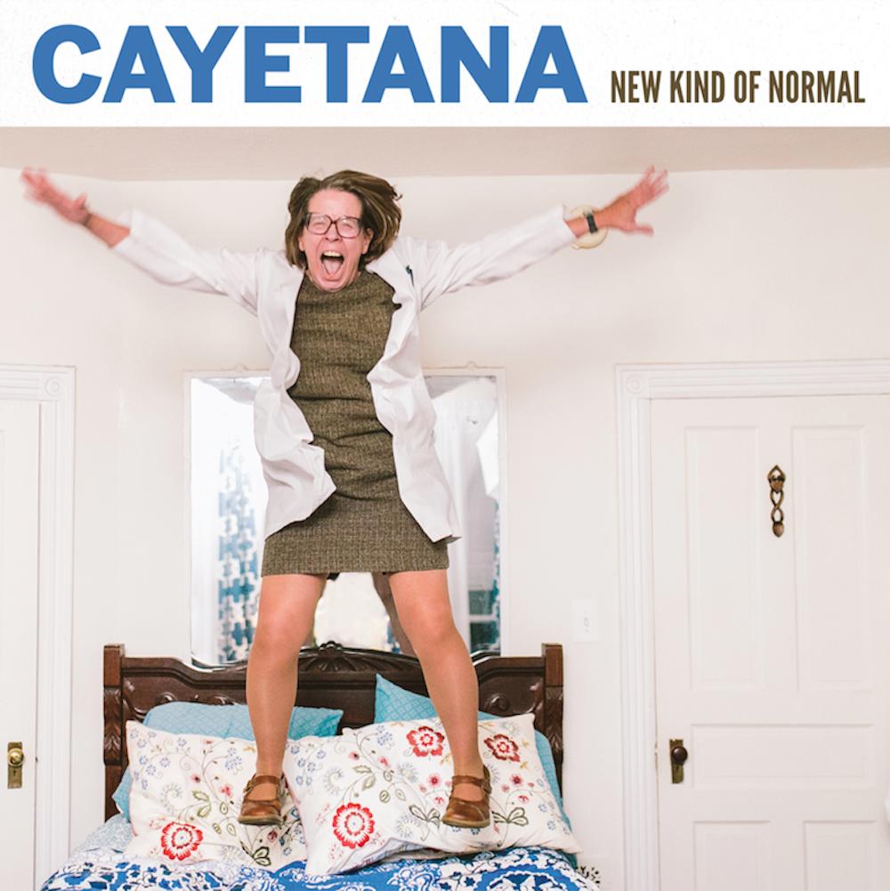 cayetana - new kind of normal album