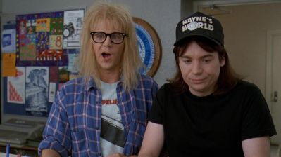 waynes world 2 Does Waynes World or Its Sequel Party Harder?