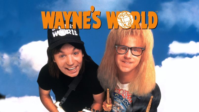 waynes world Does Waynes World or Its Sequel Party Harder?