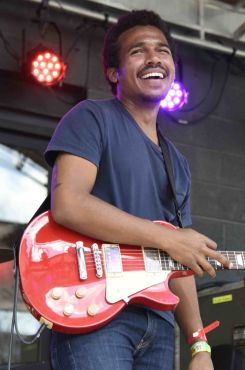 Benjamin Booker // Photo by Tim Mosenfelder