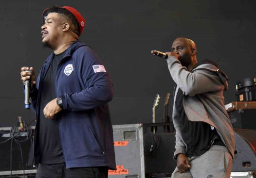 De La Soul // Photo by Tim Mosenfelder