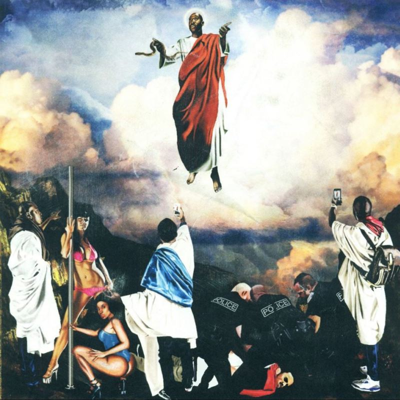 freddie gibbs you only live 2wice artwork Freddie Gibbs releases his new album, You Only Live 2wice: Stream/download