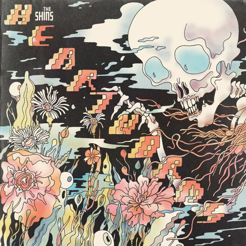 heartworms The Shins return with new album Heartworms: Stream/download