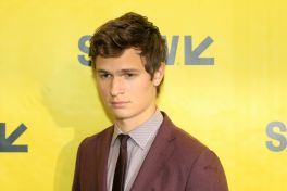 Ansel Elgort // Baby Driver // Photo by Heather Kaplan
