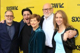 Dave Goelz, Bill Barretta, Fran Brill, Frank Oz, and Victoria Labalme // Muppet Guys Talking // Photo by Heather Kaplan