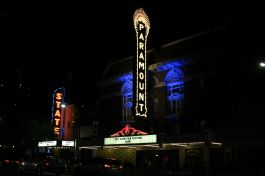 Paramount and State Theatre // Photo by Heather Kaplan