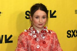 Emily Browning // American Gods // Photo by Heather Kaplan