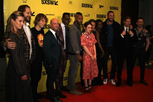 Cast and Crew // American Gods // Photo by Heather Kaplan