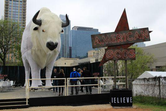 American Gods // Photo by Heather Kaplan