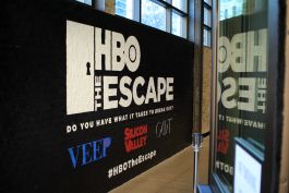 HBO Escape Rooms // Photo by Heather Kaplan