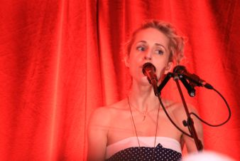 Agnes Obel // Photo by Heather Kaplan