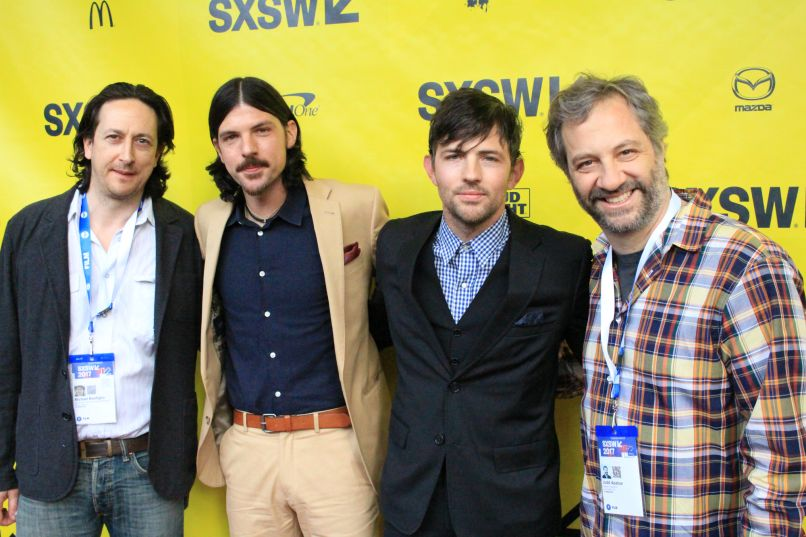 kaplan cos sxsw avett brothers 15 May It Last Forever: An Interview with Judd Apatow, Michael Bonfiglio, and The Avett Brothers