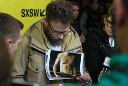 Seth Rogen // The Disaster Artist // Photo by Heather Kaplan