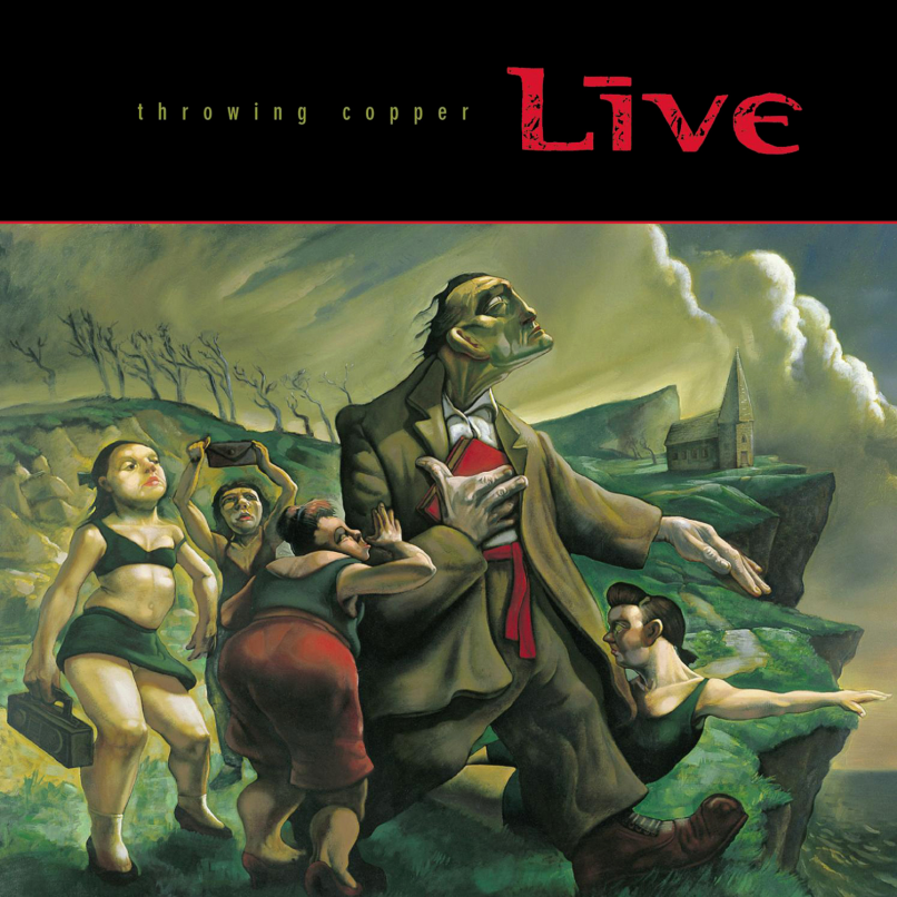 live throwing copper Lightning Crashes: Live on Reuniting, Burying the Hatchet, and Throwing Copper