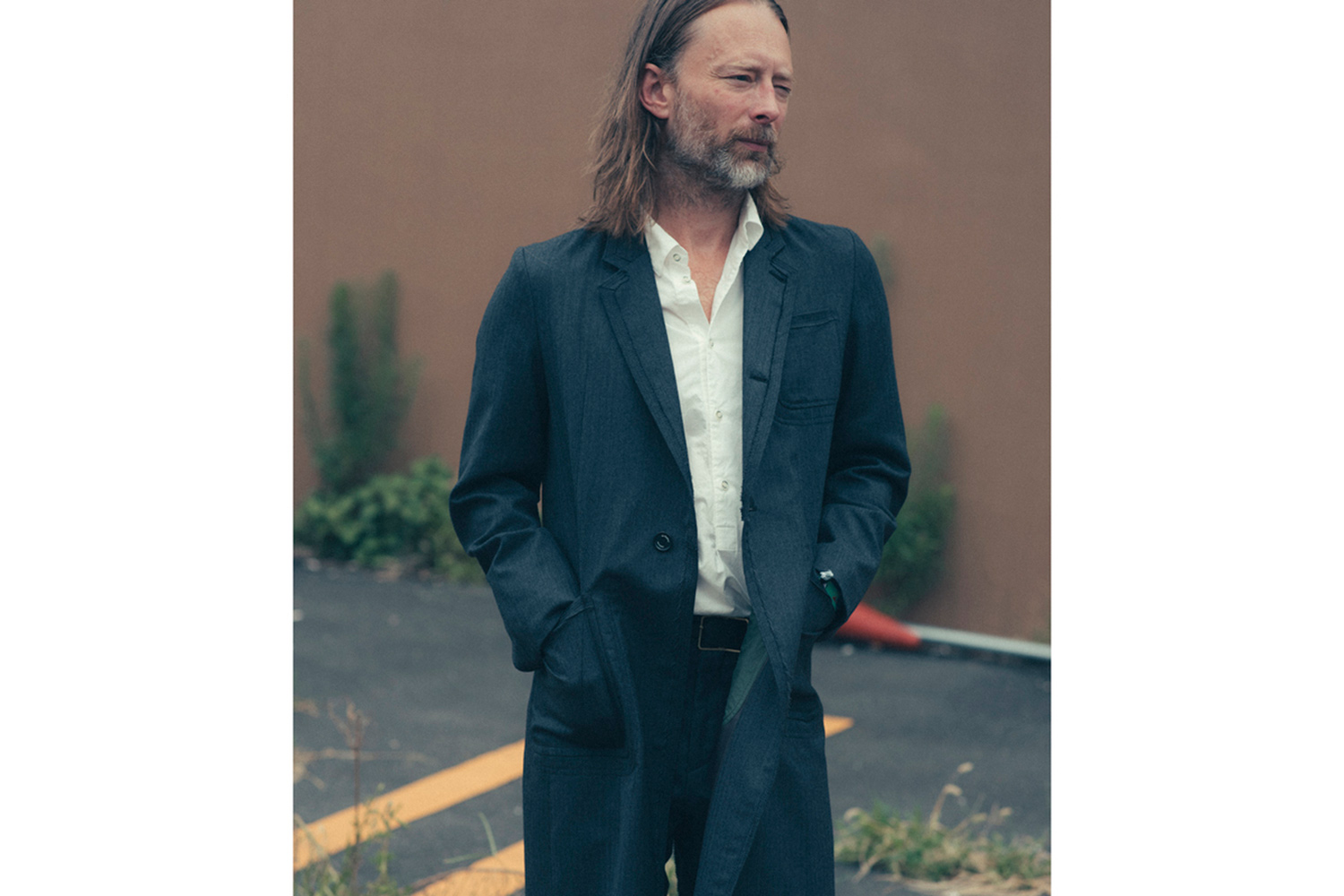 theshepherdundercover 8 Thom Yorke and Jonny Greenwood rework Radiohead songs for glorious new 16 minute mix