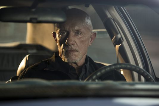 Jonathan Banks as Mike Ehrmantraut - Better Call Saul _ Season 3, Episode 2 - Photo Credit: Michele K. Short/AMC/Sony Pictures Television