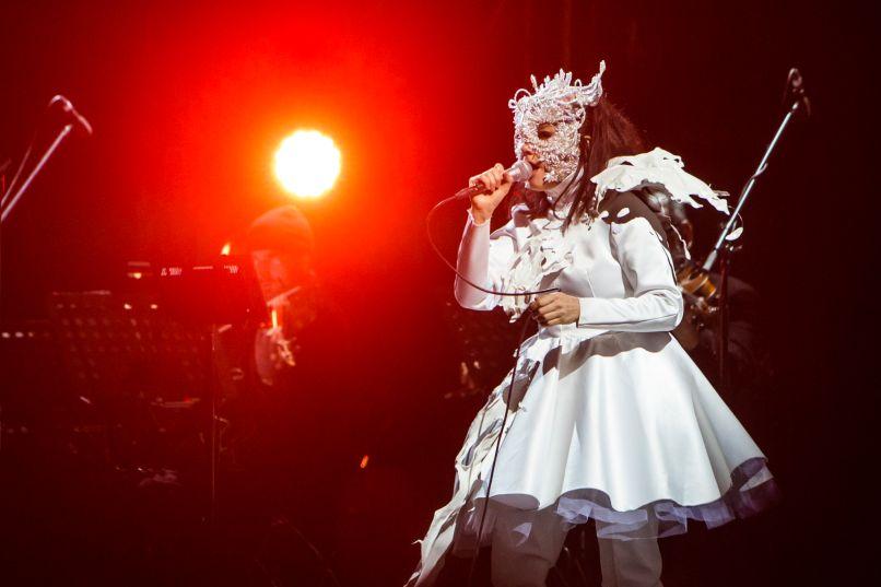 bjork 3 Ceremonia Festival 2017 Review and Photo Gallery