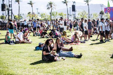 Coachella 2017 // Photo by Philip Cosores