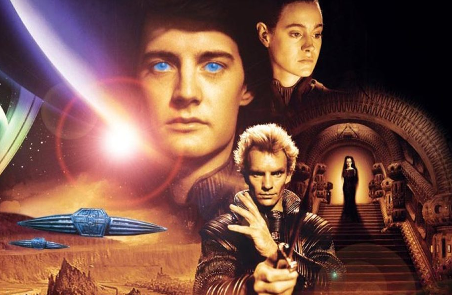 dune movie 10 Years and 10 Questions with Kyle MacLachlan: On Dune, The Doors, David Lynch, and Battling Tesla