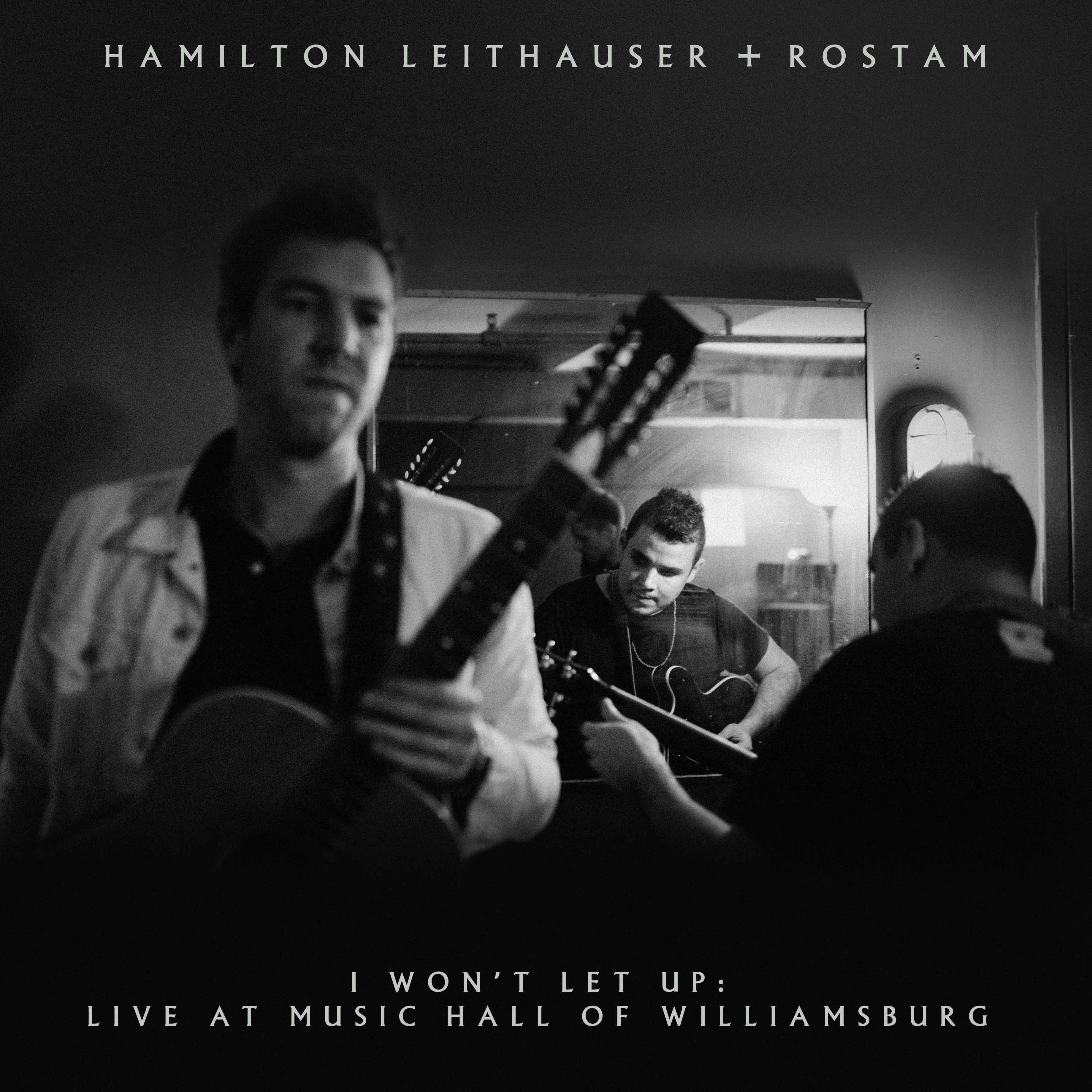 unnamed 26 Hamilton Leithauser + Rostam announce vinyl live album, I Won't Let Up: Live at Music Hall of Williamsburg