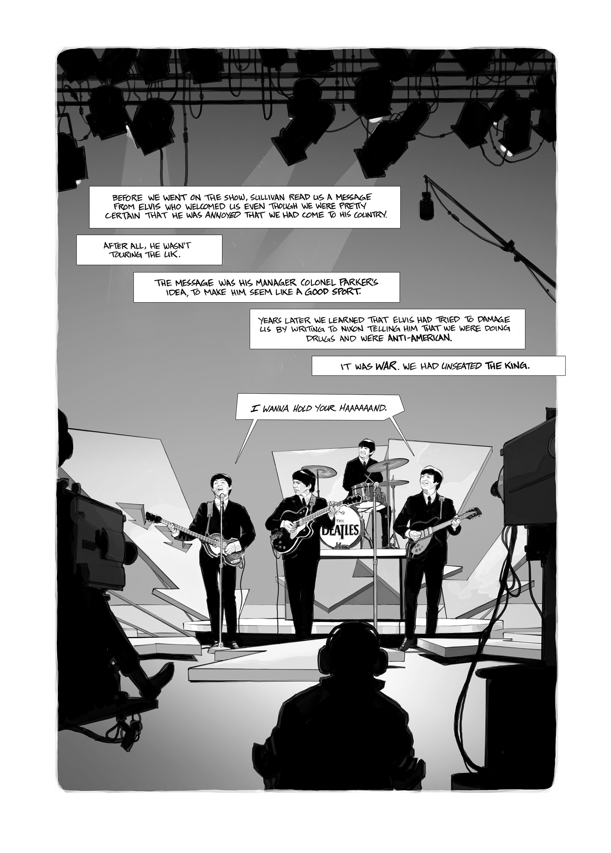 037 Graphic novel recounting John Lennons New York years previewed in new trailer    watch
