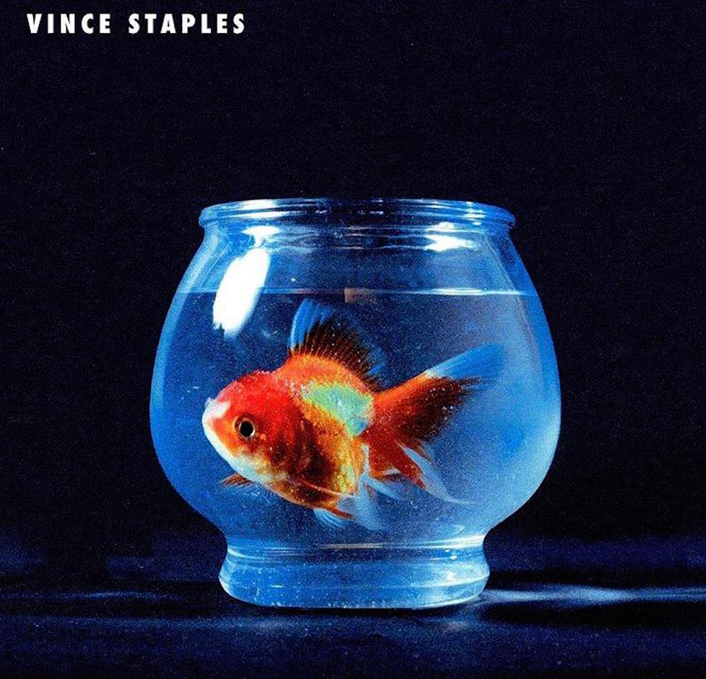 big fish theory vince staples Vince Staples announces new album, shares video for lead single Big Fish    watch