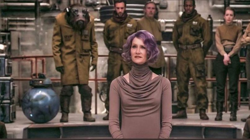 laura dern last jedi Ranking: Every Star Wars Movie and Series from Worst to Best