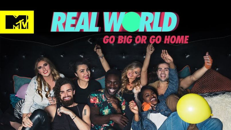real world go big 25 Years Later, MTVs Real World Says More About Society Than Its Own Cast