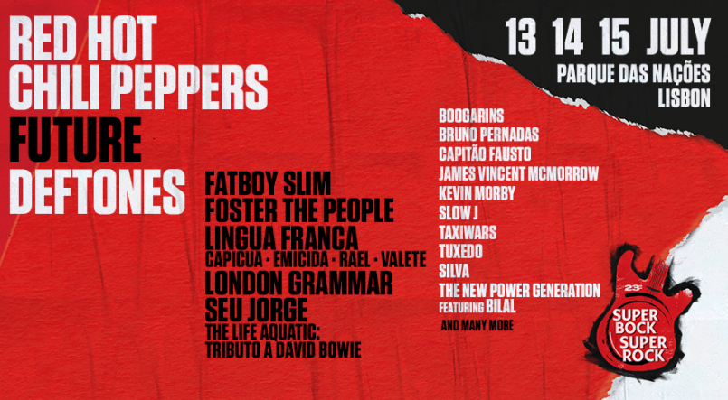 ticketmaster sbsr 890x490px Portugals Super Bock Super Rock Continues to Create the Blueprint for Festival Success