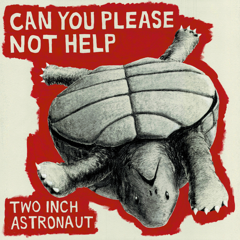 Two Inch Astronaut premiere new single Can You Please Not Help    listen