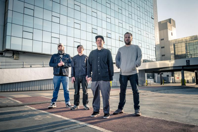 Mogwai, photo by Brian Sweeney