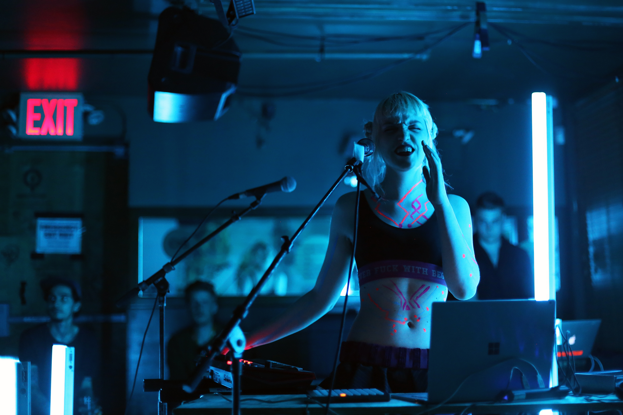 04 lydmor Live Review: Reeperbahn Festival Showcase at New York's Pianos (6/7)