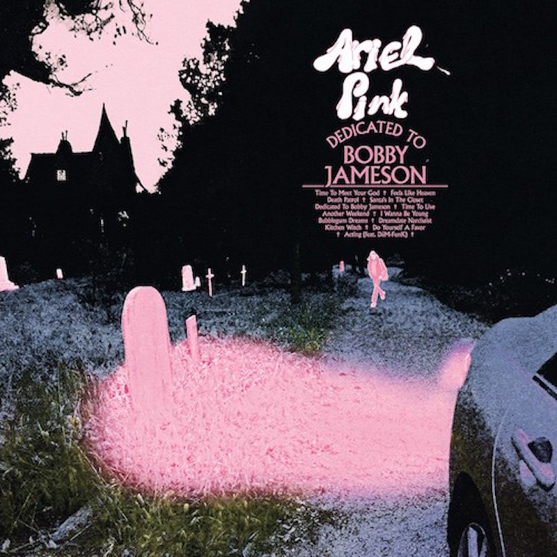 arielpinknewalbumcvover500x500 Ariel Pink announces new album, Dedicated to Bobby Jameson, shares video for Another Weekend    watch