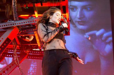 Lorde // Photo by Ben Kaye