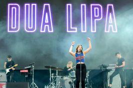 Dua Lipa // Photo by Ben Kaye