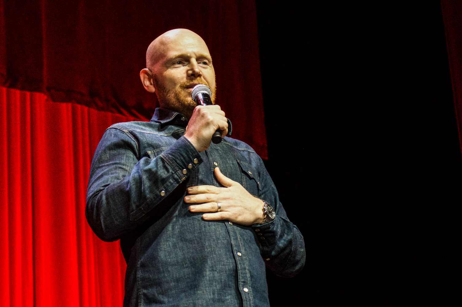 bill burr Comedy Centrals Colossal Clusterfest Still Has Room to Grow