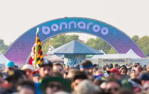 Bonnaroo, photo by David Brendan Hall