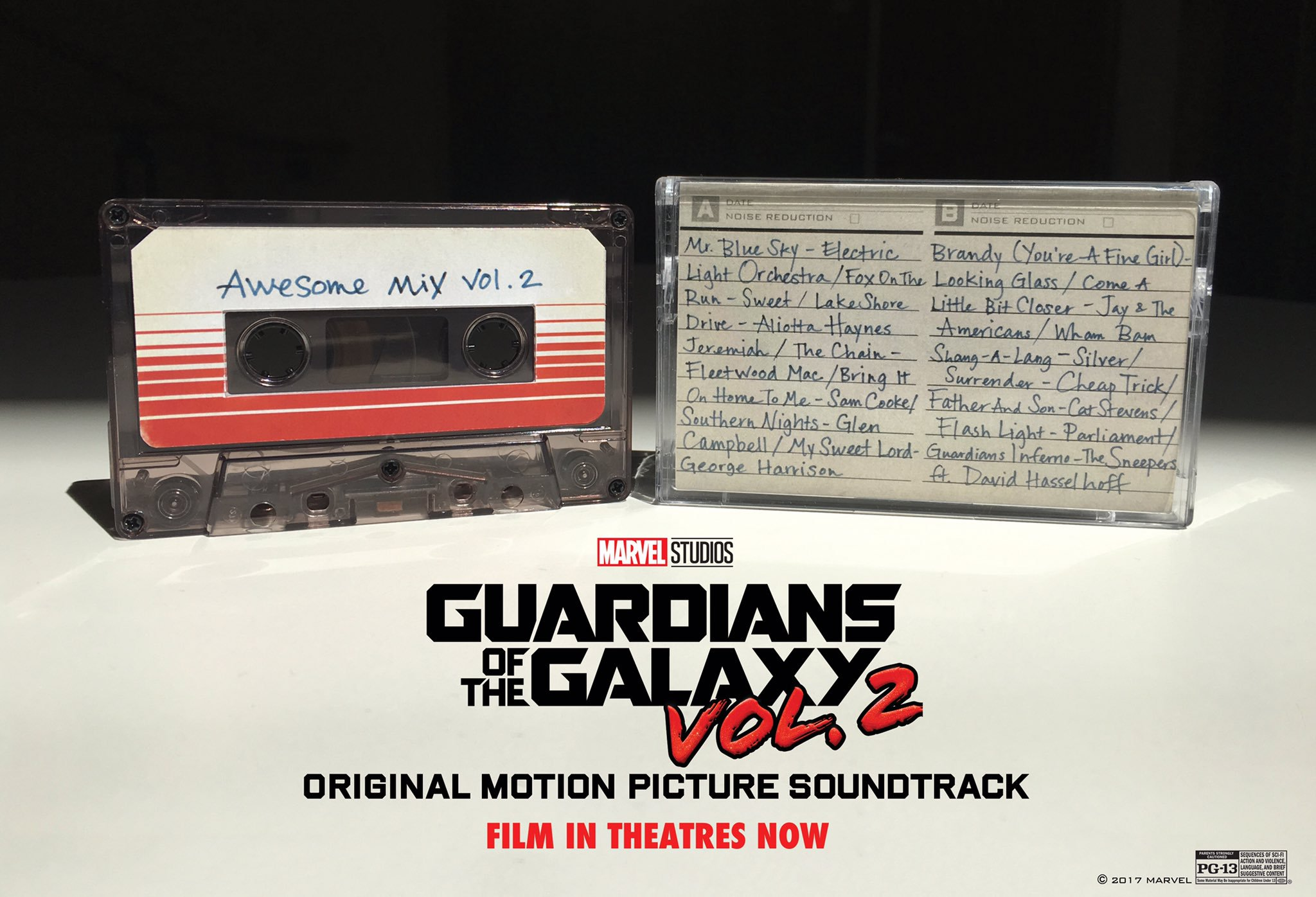 c fffi u0aaq1qz Guardians of the Galaxy Vol. 2 soundtrack coming to vinyl and cassette