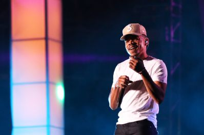 Chance the Rapper // Photo by Killian Young