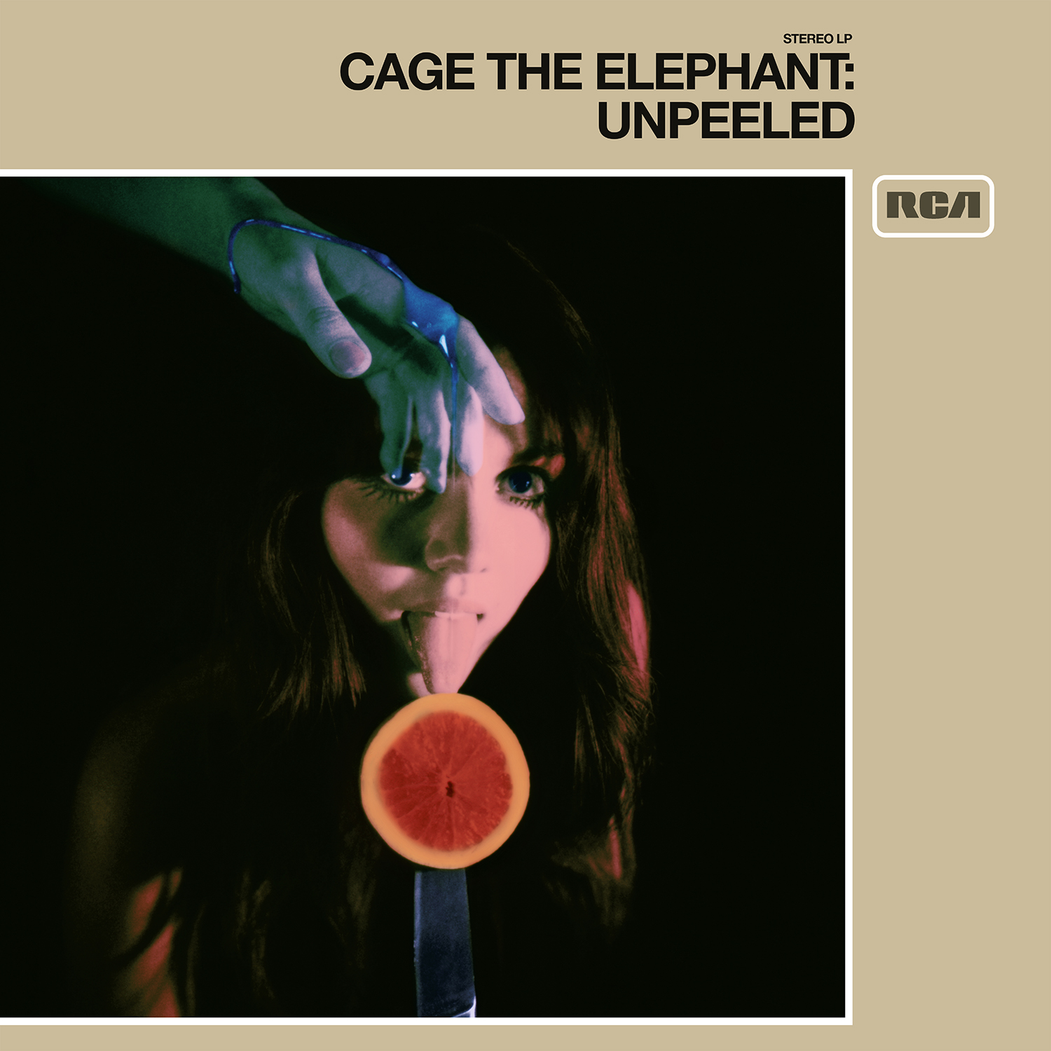 cte unpeeled cvr c6921 Cage the Elephant announce stripped down LP, Unpeeled, share video for Whole Wide World cover    watch