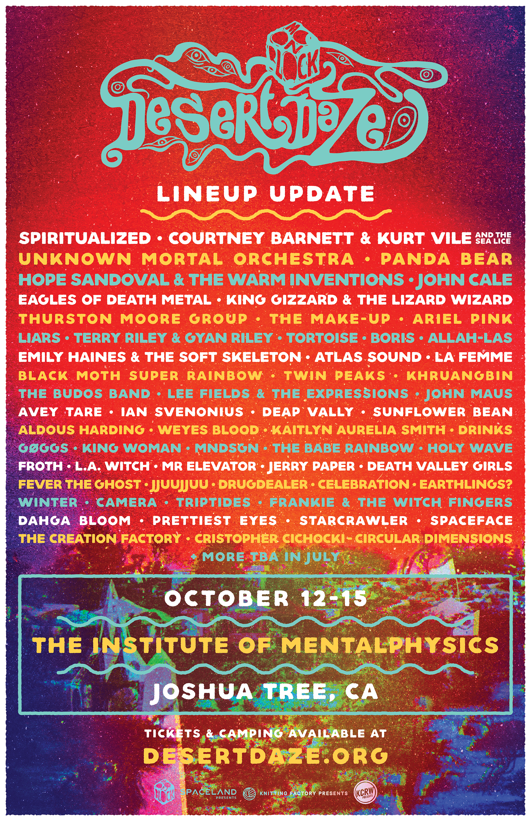 dd 17 lineup update tall fb web Desert Daze reveals 2017 lineup: Spiritualized, Courtney Barnett & Kurt Vile, John Cale among highlights