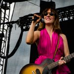 Feist, photo by Lior Phillips