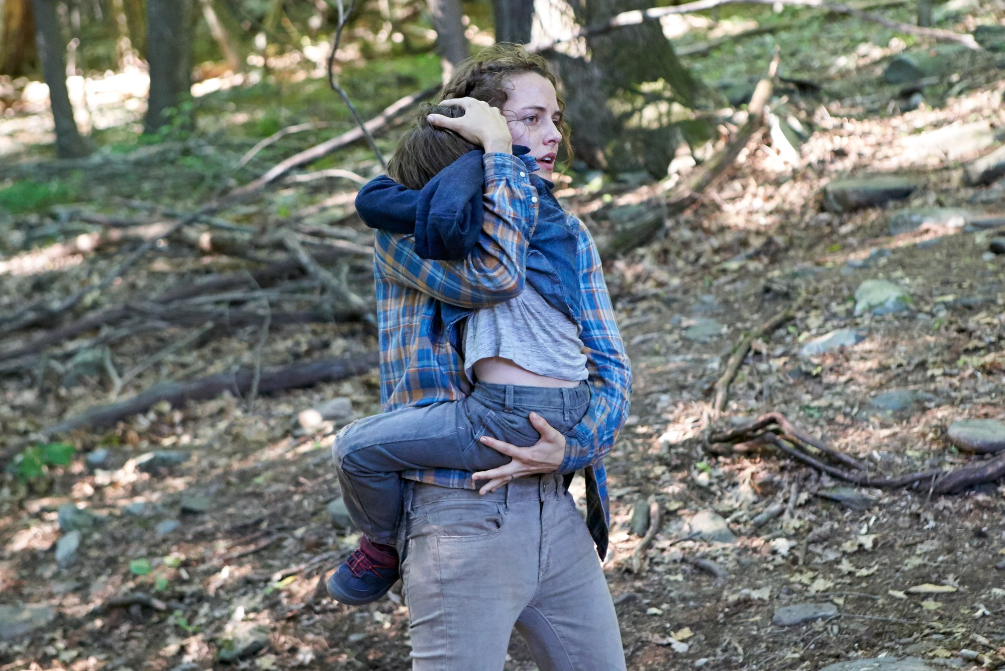 it comes at night 09 Director Trey Edward Shults Breaks Down His Brand of Horror