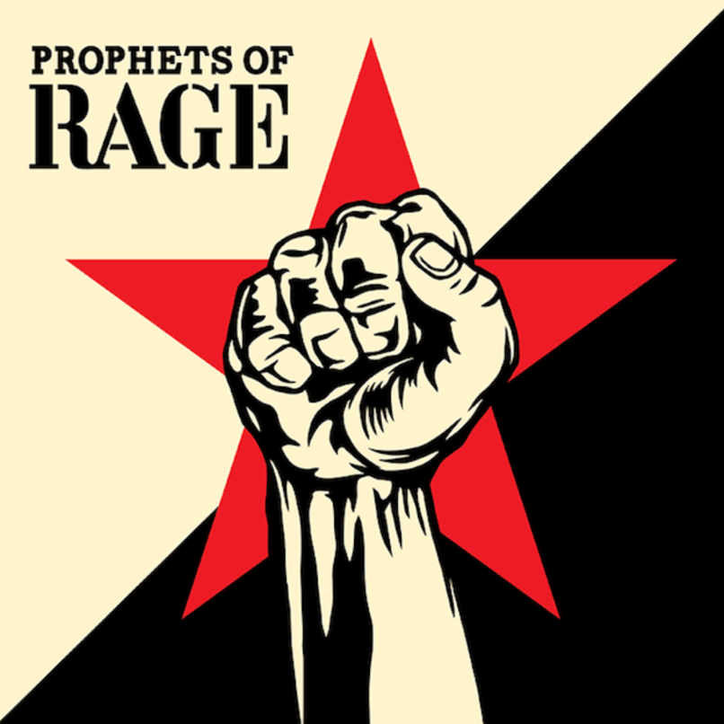 prophets of rage new album debut 2017 Prophets of Rage share self titled debut album: Stream