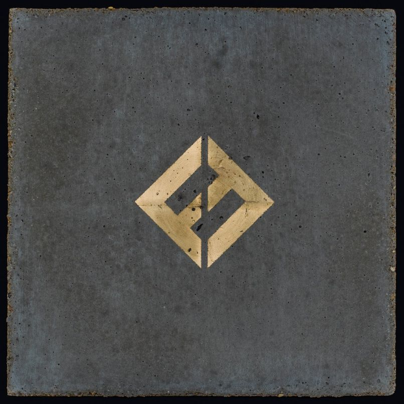 unnamed 48 Foo Fighters unleash new album Concrete and Gold: Stream/download