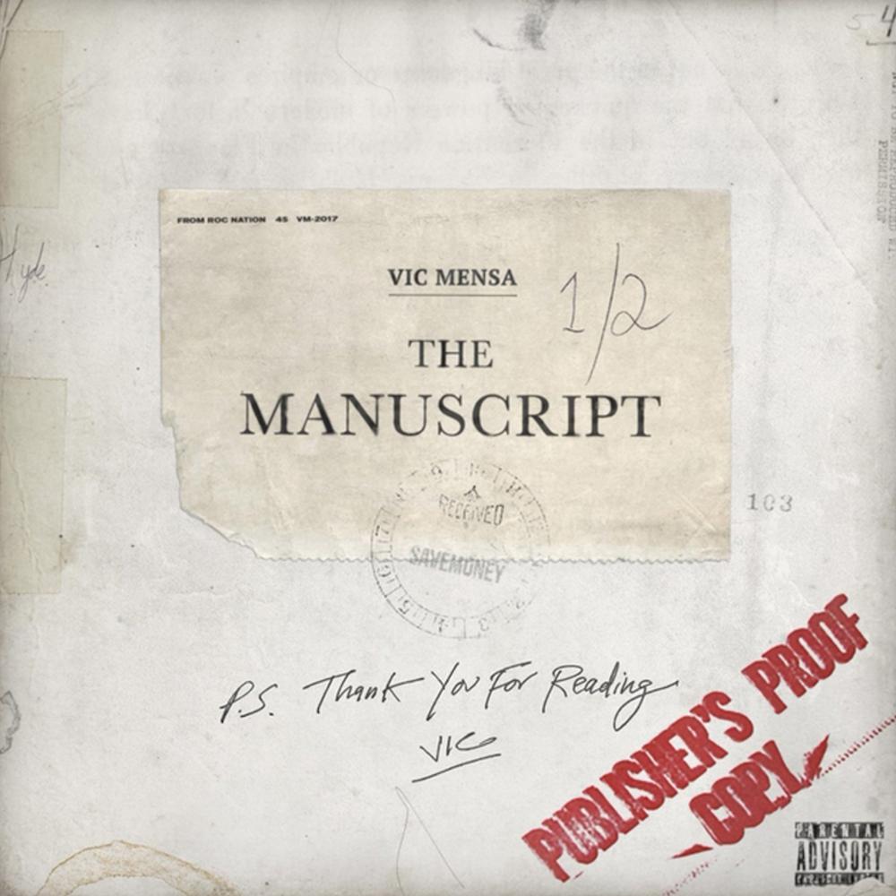 vic mensa the manuscript stream download ep Vic Mensa shares The Manuscript EP featuring Pusha T, Pharrell: Stream