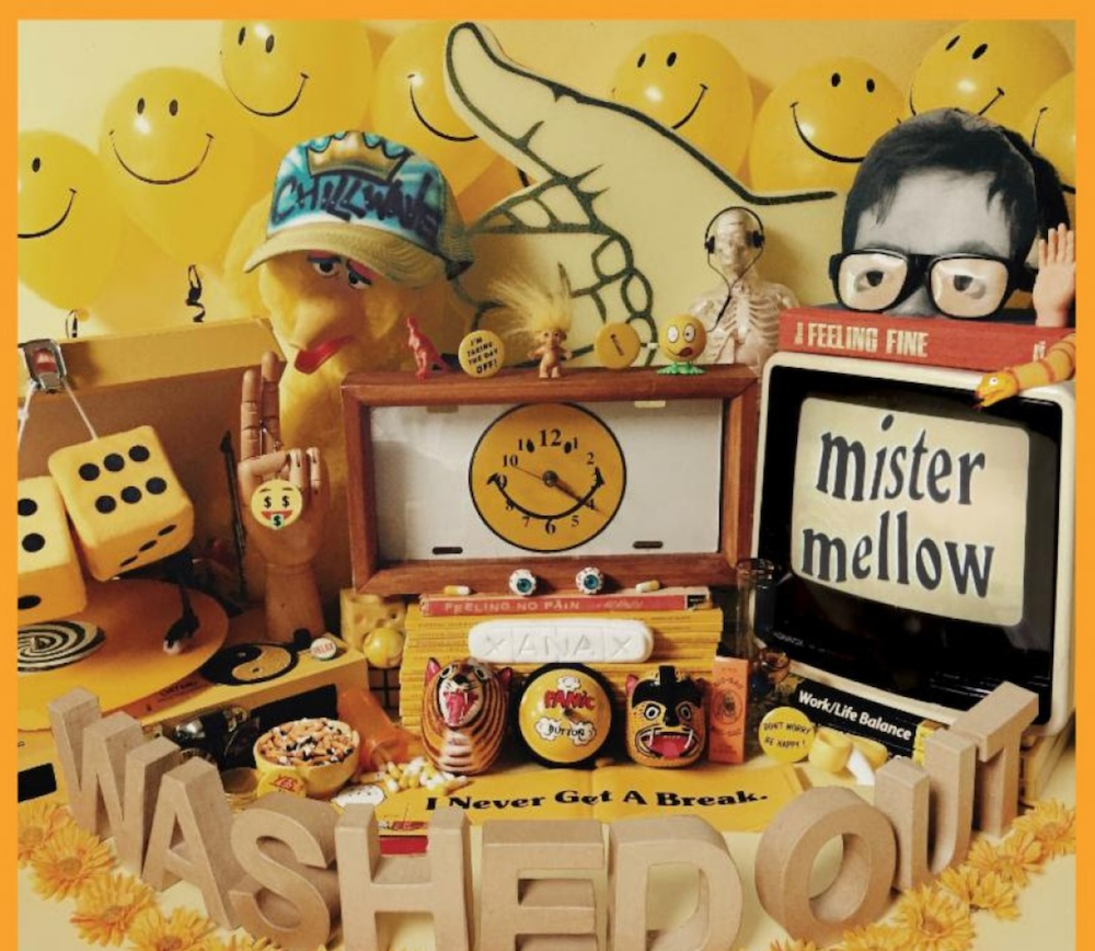washed out mister mellow album stream Washed Out releases new visual album Mister Mellow: Stream/watch