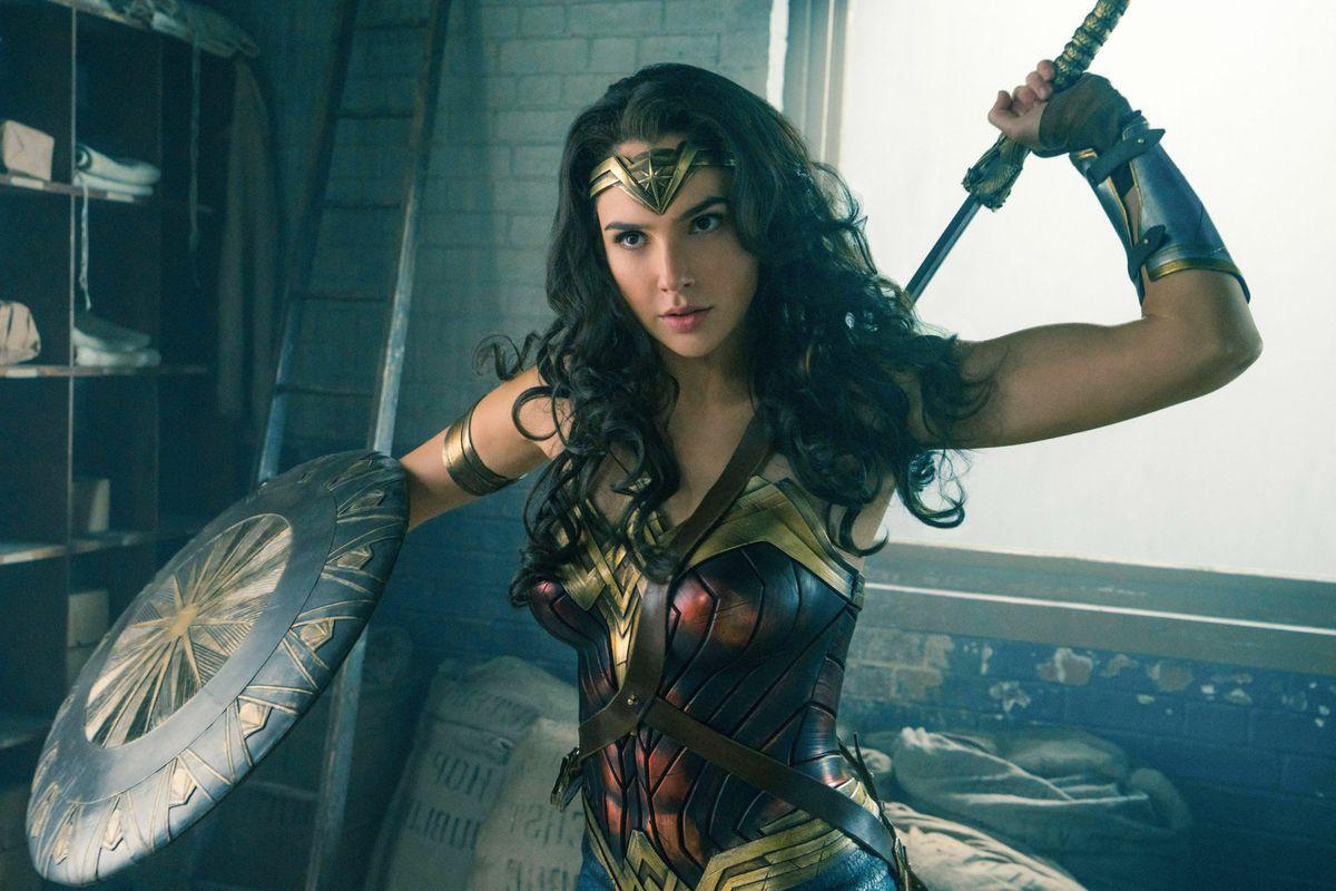 wonder woman Top 10 Films of 2017 (So Far)