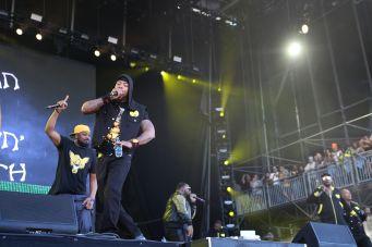 Wu-Tang Clan // Photo by Killian Young