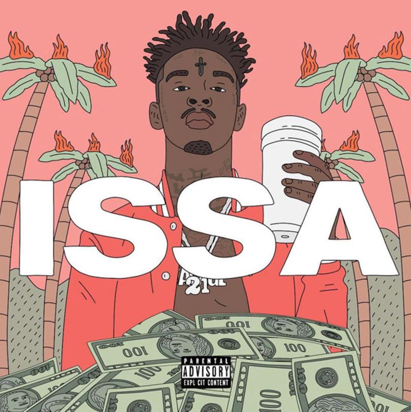 21 savage issa album stream download listen 21 Savage releases Issa Album: Stream/download